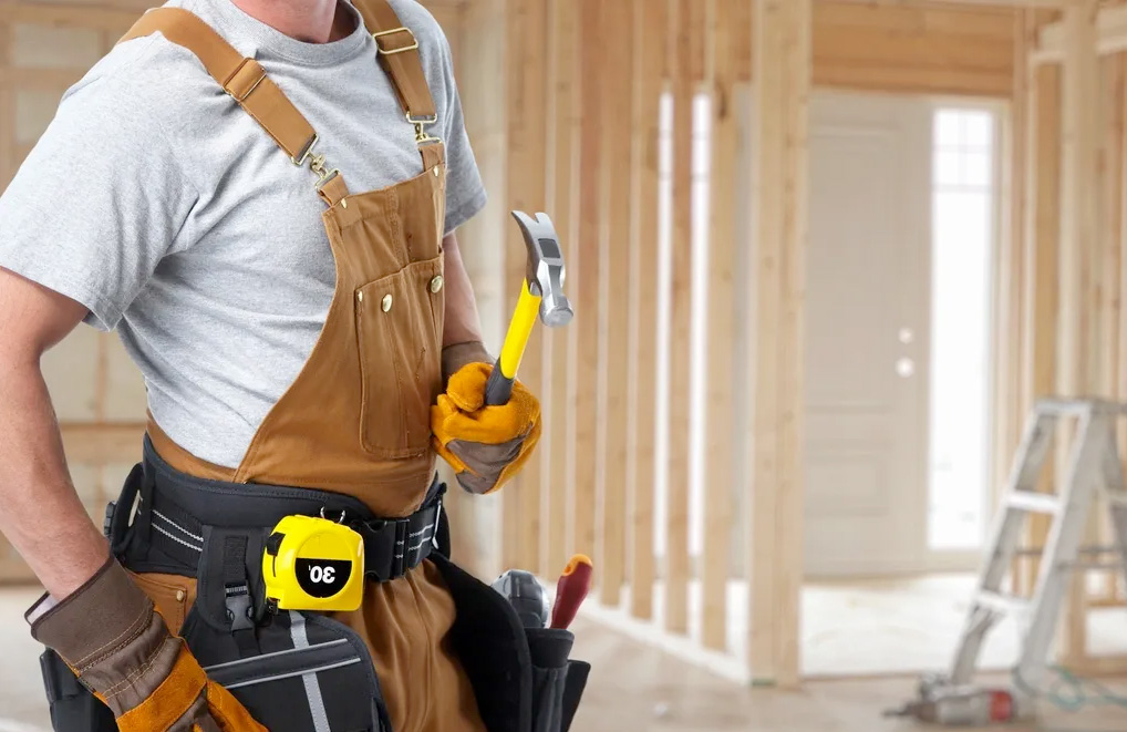 Typical handyman services